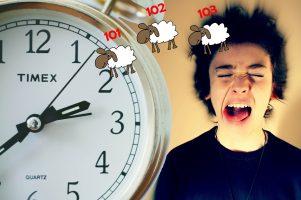 7 Claves para combatir el Insomnio