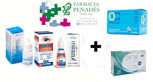 Que es la conjuntivitis y losmejores tratamientos ojosbel-vispring-mirazul_irritacion_conjuntivitis_vasoconstrictores en farmacia Penadés de Alcoy