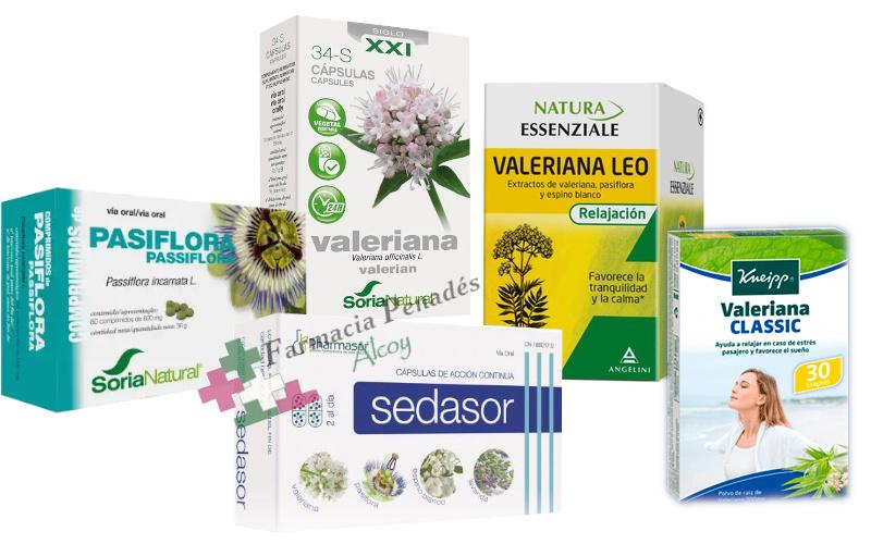 7 claves para combatir el insomnio y Medicamentos naturales a base de plantas contra el insomnio: Valeriana, Passiflora y Espino blanco