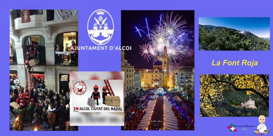 Alcoy tiene la Cabalgata de Reyes Magos más antigua de España y Carrascal de la Fuente Roja